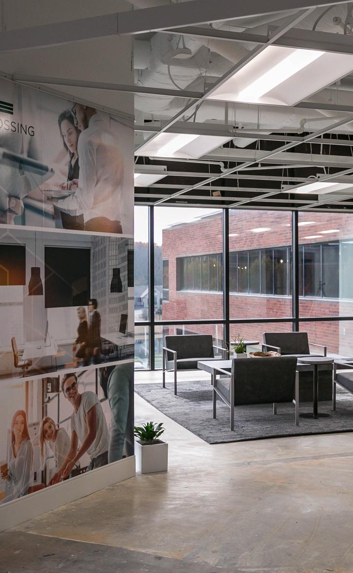 Tenant build-out   Sales area